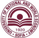 Logo University of national and world economy Sofia